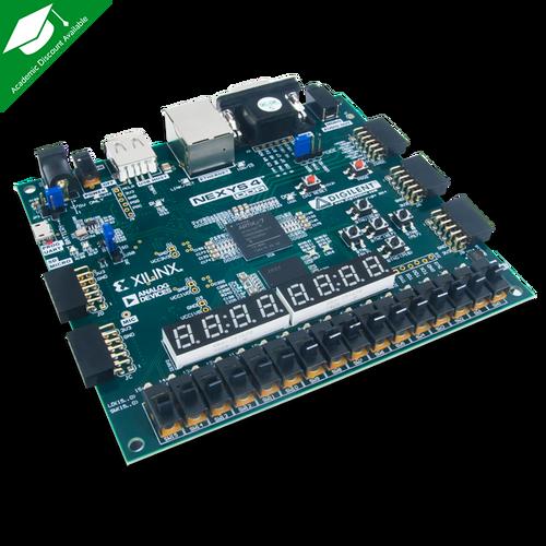 Nexys 4 DDR Ethernet